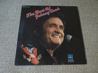 JOHNNY CASH - The Best Of Johnny Cash - Vinyl LP