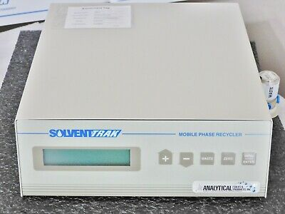 Axxiom Chromatography Hplc 100-300 Solventtrak Mobile Phase Recycler