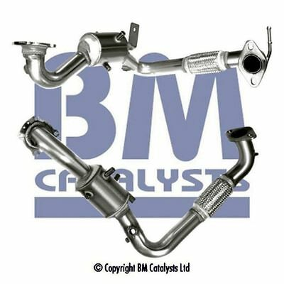 BM Exhaust Catalytic Converter BM80621H Fits Ford Inc Fitting Kit