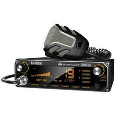 Uniden BEARCAT980 Bearcat980 CB Radio with SSB and 7 Color Display