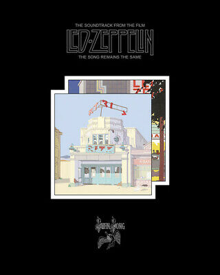 Led Zeppelin - Song Remains The Same [New Blu-ray]