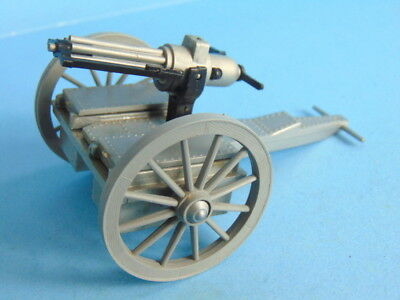Vintage TIMPO TOYS Wild West Collection Gatling Gun model
