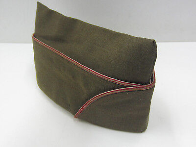 WWII WW2 Side Cap Garrison Cap Hat L-1985