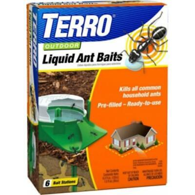 Senoret Chemical S58 1806 Terro Outdoor Liquid Ant Baits Bonus 6Pk
