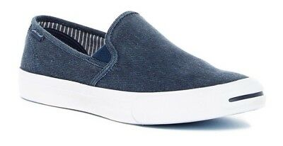 2d1b91840749 CONVERSE JACK PURCELL II SLIP ON..Multi-Color.. Men 9 or Women 10.5 ...