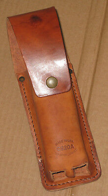 Fluke C520A Leather Tester Case Sheath Holster for T3 and T5 Testers