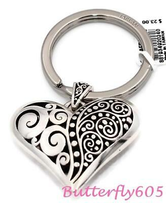 Brighton Love Affair Key Fob NWT