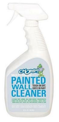 Chomp 52005 32 oz Multi-Surface Painted Wall Cleaner - pack of 12