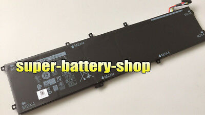 New Genuine 97Wh 6GTPY 5XJ28 battery for Dell XPS 15 9560 9550 i7-7700HQ akku