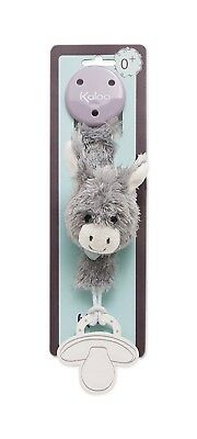 Kaloo - Les Amis Regliss Donkey Soother/Pacifier Holder
