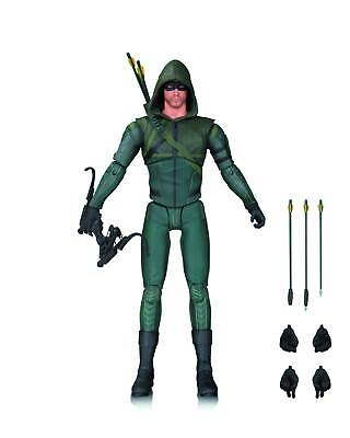 "Dc Collectibles #10 ""arrow (Season 3)"" Action Figure"