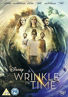 A Wrinkle In Time [DVD] [2018] - DVD  BXVG The Cheap Fast Free Post