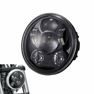 5.75'' 5-3/4 LED Headlight Daymaker Projector DRL For Harley Dyna Sportster