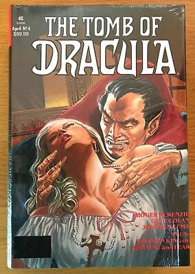 New Sealed The Tomb Of Dracula Volume 3 Marvel Omnibus Dm Variant Cover G. Colan