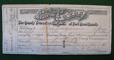 State of Texas, Fort Bend County Road & Bridge Fund - Bond No. 561 - No Reserve