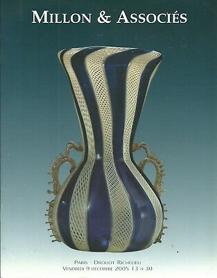 MILLON Venetian Spanish Austrian German 16-18C Glass Moore Collection Catalog 05