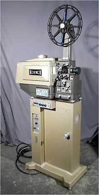 XCLNT EIKI EX-6100 16MM Xenon Pedestal Movie Projector, ONLY 44.5 HOURS OF USE!