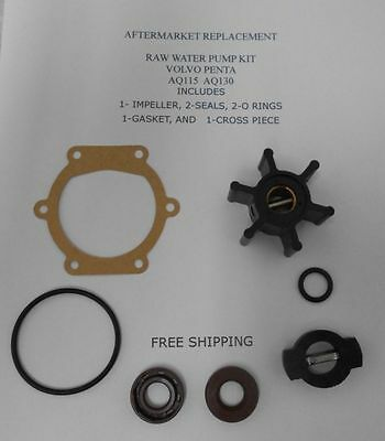22222936 875808 Pompe Remplacement Volvo Penta #