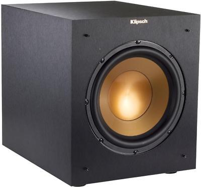 Klipsch R-10swi Universal Wireless Powered Subwoofer Includes Transmitter
