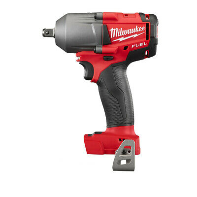 "Milwaukee M18 FUEL 1/2"" Impact Wrench w/ Pin Detent (Bare Tool) 2860-20 New"
