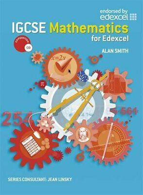 Edexcel IGCSE Mathematics by Smith, Alan Paperback Book The Cheap Fast Free Post