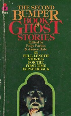 The Second Bumper Book of Ghost Stories Book The Cheap Fast Free Post