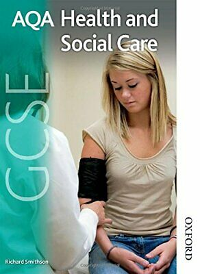 AQA GCSE Health and Social Care: Student's Book by Smithson, Richard Paperback