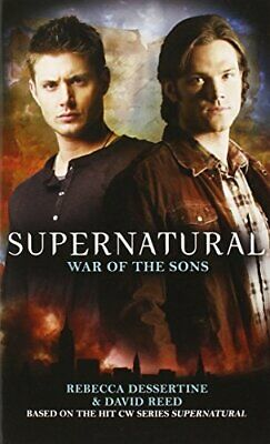 Supernatural: War of the Sons by David Reed Paperback Book The Cheap Fast Free