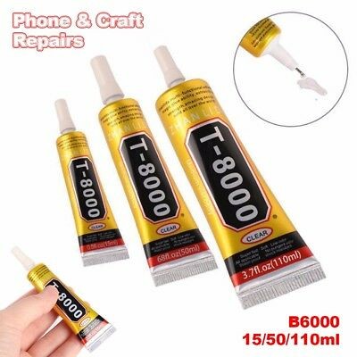 T-8000 Multi-purpose Adhesive Glue For Jewelry Handicrafts Phone and Others h