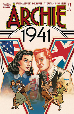 Archie 1941 #1 (of 5) Cover D Comic Book 2018 - Archie