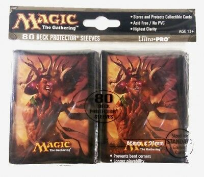 80 Ultra Pro Sleeves Journey into Nyx Sleeves V2 Magic the Gathering Hüllen
