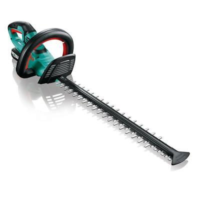 Bosch Cordless Hedge Trimmer Ahs 50-20 Li, Incl. 1 x 2,5 Ah Battery and Charger