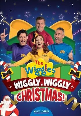 The Wiggles: Wiggly Wiggly Christmas (DVD,2000)