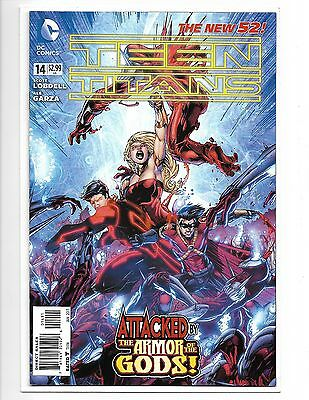 Teen Titans #14 Dc Comics New 52