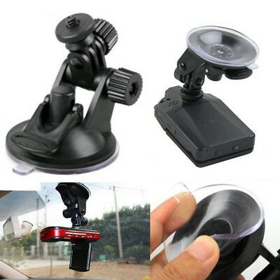 Portable Windshield Suction Cup Mount Holder Car Camera For Phone GPS Bracket