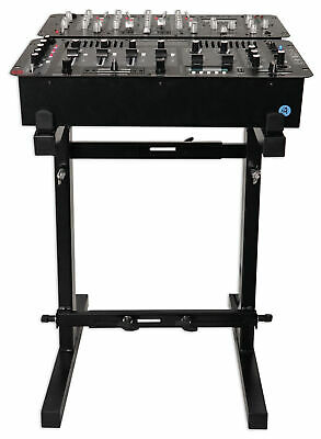Rockville Portable Adjustable Mixer Stand For Peavey PV 14AT PV14AT Mixer