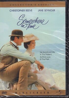 Somewhere in Time Christopher Reeve Jane Seymour DVD 090418AMDVD2