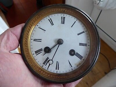 Good Antique French Clock Movement For The Clockmaker