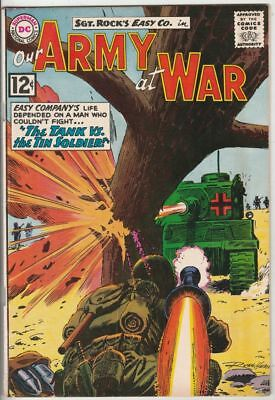 Our Army at War # 118 Strict VF+ Artist Russ Heath, Sgt. Rock and Easy Co