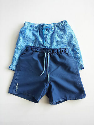 *** Lot De 2 Short De Bain Tribord Decathlon 6 Ans ***