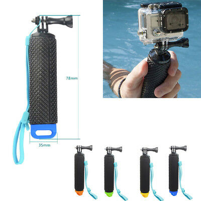 Floaty Floating Handle Hand Grip Mount Float Kits For GoPro HD Hero 5/4/3+/3 US