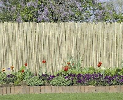 World Source Partners R647 13 ft. x 5 ft. Split Bamboo Fencing