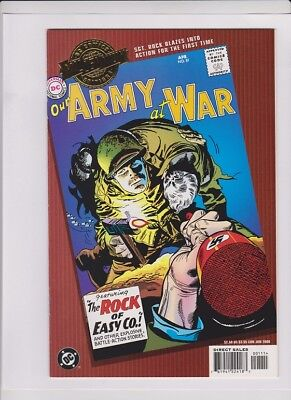 DC COMICS MILLENNIUM EDITIONS OUR ARMY AT WAR #81 NM-, Great reprint Sgt Rock