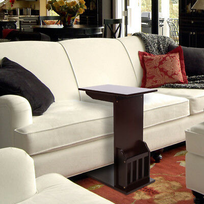 SMALL END TABLE Home Office Living Room Accent Side Sofa ...