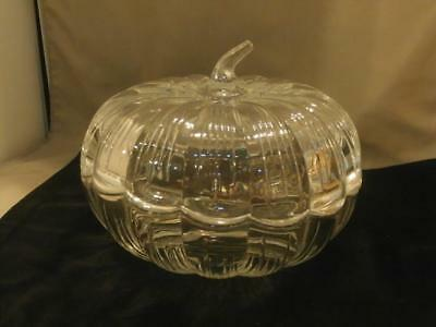 Waterford Heavy Clear Glass Crystal Etched Starburst 7