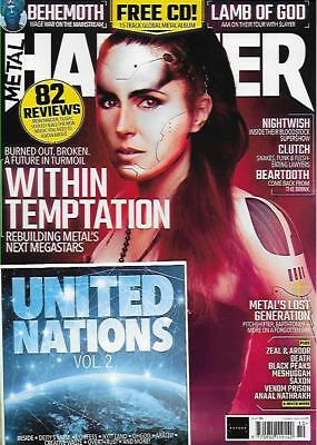 METAL HAMMER - ISSUE 314 /Oct. 2018 (NEW) *Post included to UK/Europe/USA/Canada
