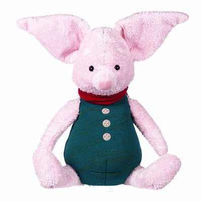 Disney Christopher Robin Collection Piglet Plush Toy 20in 50cm 37491