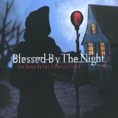 Various - Blessed By the Night 2 - Various CD C7VG The Fast Free Shipping