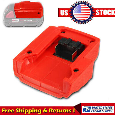 Replace USB Charger Power Source for Milwaukee 49-24-2371 M18 Battery BC709