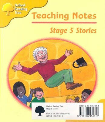 Oxford Reading Tree: Stage 5: Storybooks: Pac... by Hunt, Rod Multiple copy pack